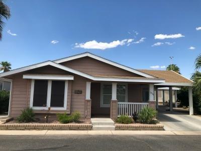 Mobile Home at 1110 North Henness Rd. #1233 Casa Grande, AZ 85122