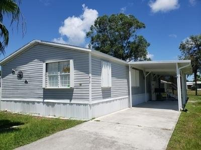 Mobile Home at 12 Spanish Way Port Saint Lucie, FL 34952