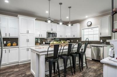Skyline Homes Arlington 3530 Mobile Home Floor Plan