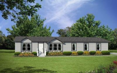 Redman Homes CTN-C23 by Redman Mobile Home Model