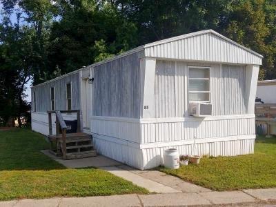 Mobile Home at 2856 W. Carleton Rd. Lot 85 Hillsdale, MI 49242