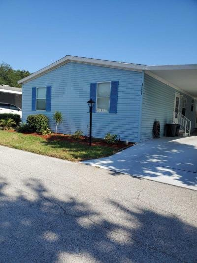 Mobile Home at 3520 Whistle Stop Lane Valrico, FL 33594