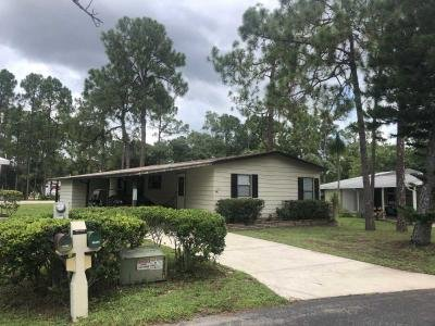 Mobile Home at 19405 Congressional Ct. North Fort Myers, FL 33903