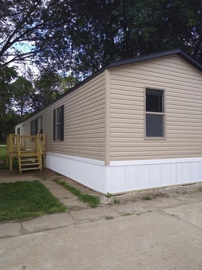 Mobile Home at 12455 Ann Drive Lot 5 Blair, NE 68008