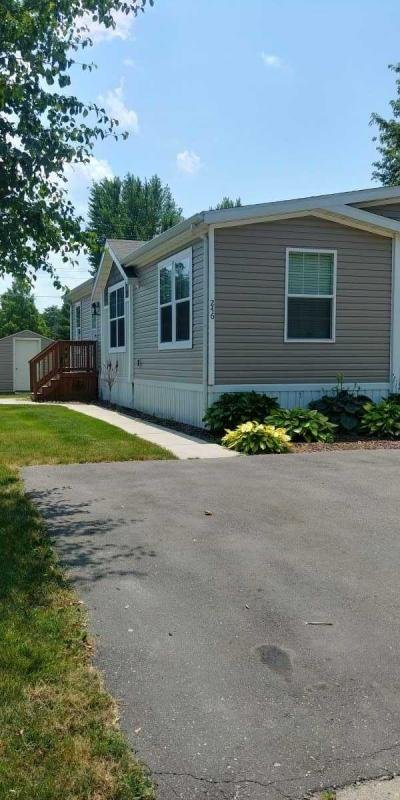Mobile Home at 246 Diamond Circle Whitmore Lake, MI 48189
