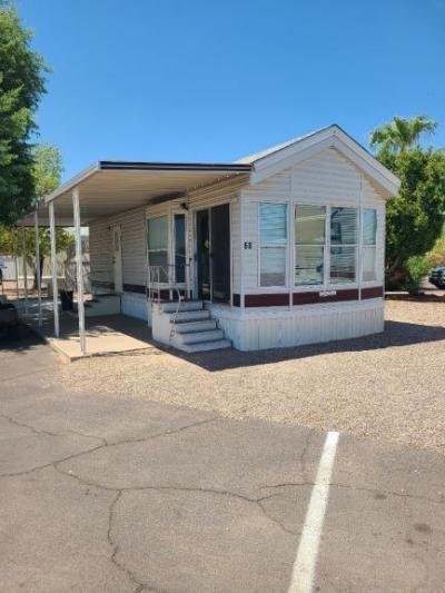 Mobile Home at 555 W Warner Rd Lot 68 Chandler, AZ 85225