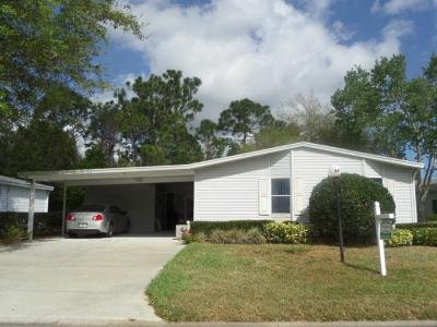 Mobile Home at 44 Green Forest Drive Ormond Beach, FL 32174