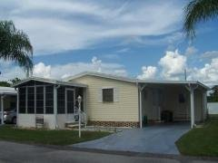 Photo 1 of 22 of home located at 24300 Airport Road, Site #36 Punta Gorda, FL 33950