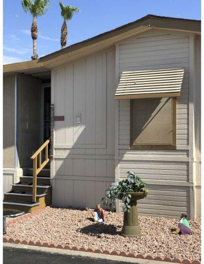 Mobile Home at 11596 W Sierra Dawn Blvd, #64 Surprise, AZ 85378