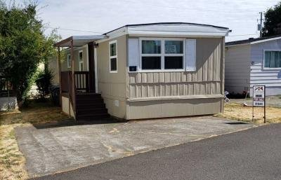Mobile Home at 87911 Territorial Road, Sp. #32 Veneta, OR 97487