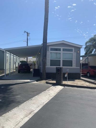 Mobile Home at 1517 Newhope St # 23 Santa Ana, CA 92704