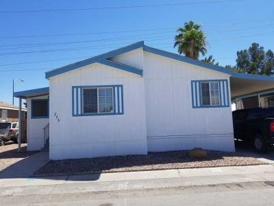 Mobile Home at 3001 Cabana Dr. Las Vegas, NV 89122