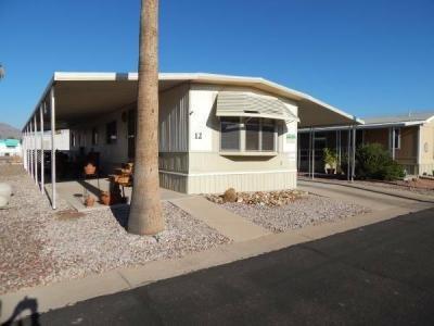 Mobile Home at 980 E Broadway #12 Apache Junction, AZ 85119