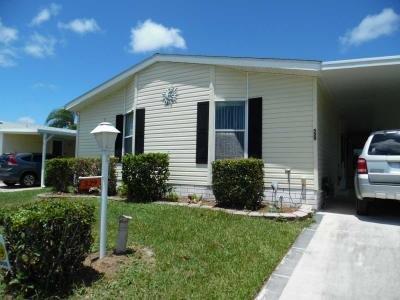 Mobile Home at 529 Hemingway Terrace Fort Pierce, FL 34982
