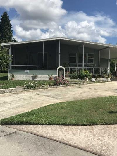 Mobile Home at 448 Boone Ave West Melbourne, FL 32904