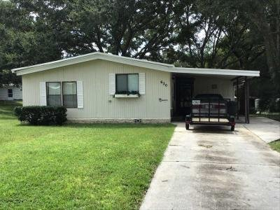 Mobile Home at 620 Sycamore Square Lady Lake, FL 32159