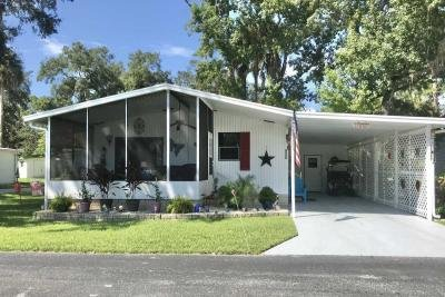 Mobile Home at 8346 West Charmaine Drive, Lot A07 Homosassa Springs, FL 34448