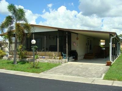 Mobile Home at 156 Twilight Ln North Fort Myers, FL 33903