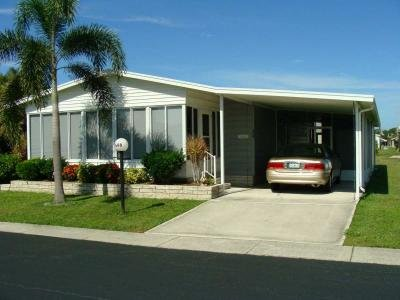 Mobile Home at 608 Sunset Lane North Fort Myers, FL 33903