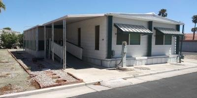 Mobile Home at 4525 W Twain #239 Las Vegas, NV 89103