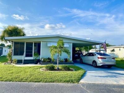 Mobile Home at 6515 15Th Street East, Lot J14 Sarasota, FL 34243