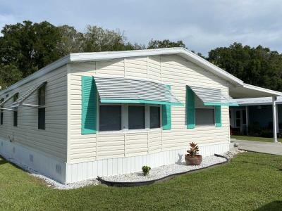 Mobile Home at 1121 Wisteria Drive Wildwood, FL 34785