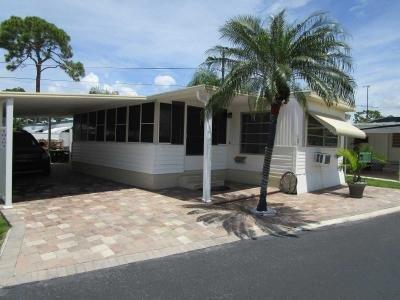 Mobile Home at 8705 S. Tamiami Trail, Lot #107 Sarasota, FL 34234