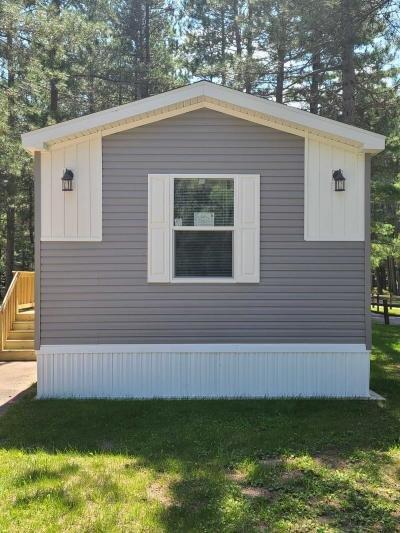 Mobile Home at 11152 Breezy Pines Circle Arbor Vitae, WI 54568