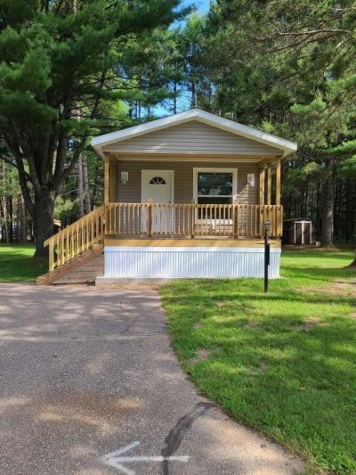 Mobile Home at 11118 Breezy Pines Circle Arbor Vitae, WI 54568