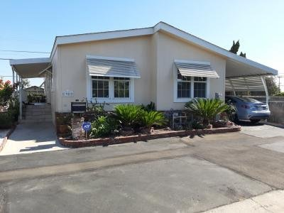 Mobile Home at 14362 Bushard St., Sp#38 Westminster, CA 92683