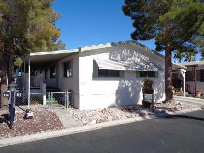 Mobile Home at 5303 E Twain Las Vegas, NV 89122