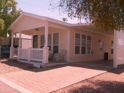 Mobile Home at 19802 N. 32Nd St. #167 Phoenix, AZ 85050