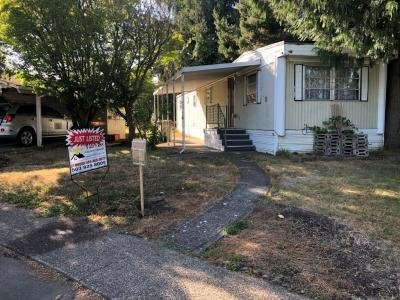 Mobile Home at 570 N 10Th Ave No.62 Cornelius, OR 97113