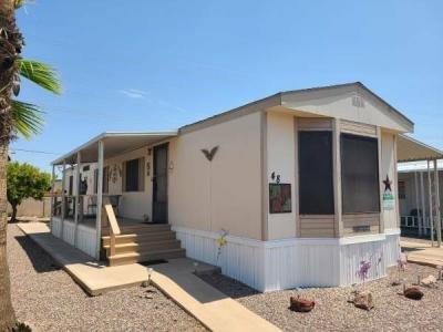 Mobile Home at 305 S Val Vista Dr. #48 Mesa, AZ 85204
