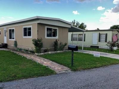 Mobile Home at 873 Poinsettia St Casselberry, FL 32707