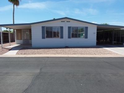 Mobile Home at 3104 E. Broadway, Lot #164 Mesa, AZ 85204