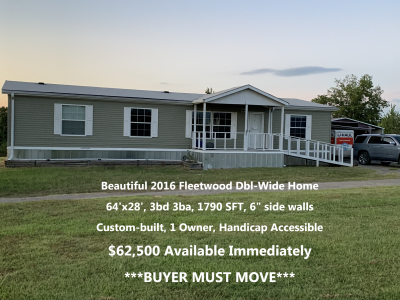 Mobile Home at 2322 Secrest Farm Road Rudy, AR 72952