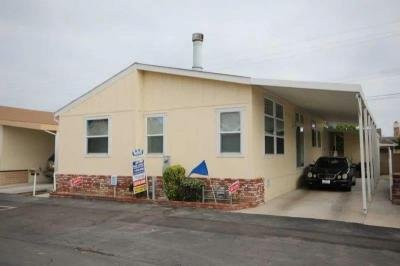 Mobile Home at 344 Magpie Lane Fountain Valley, CA 92708