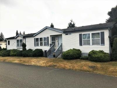 Mobile Home at 3244 66Th Avenue Sw, Sp. #50 Olympia, WA 98512