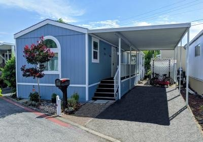 Mobile Home at 440 Moffett Blvd #93 Mountain View, CA 94043