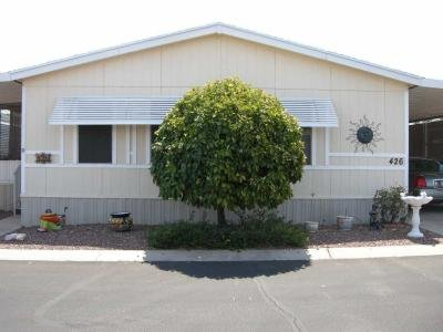 Mobile Home at 8401 S. Kolb Rd. #426 Tucson, AZ 85756