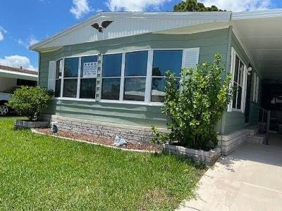 Mobile Home at 51 Las Casitas Fort Pierce, FL 34951