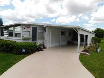 Mobile Home at 11 Valencia Lane Port Saint Lucie, FL 34952