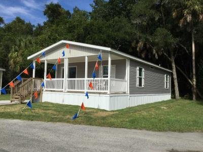 Mobile Home at 8975 W Halls River Rd Homosassa, FL 34448