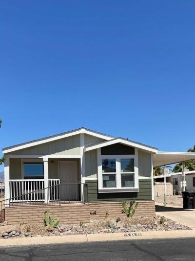 Mobile Home at 3411 South Camino Seco, Unit 386 Tucson, AZ 85730