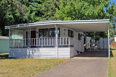 Mobile Home at 1125 58th Street #64 Springfield, OR 97478