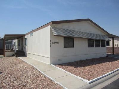 Mobile Home at 6420 E. Tropicana Ave #114 Las Vegas, NV 89122