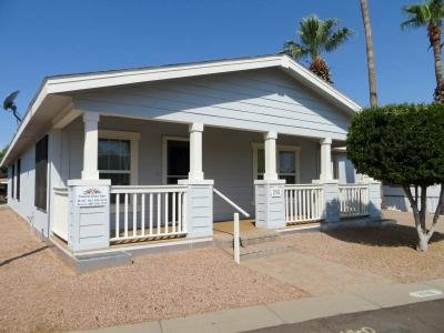 Mobile Home at 201 S Greenfield Rd Lot #298 Mesa, AZ 85206