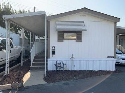 Mobile Home at 5925 Riverside Drive, Spc. 27 Chino, CA 91710