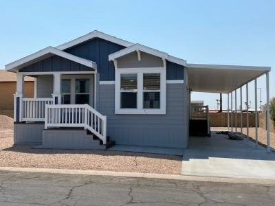 Mobile Home at 11101 E University Dr, Lot #280 Apache Junction, AZ 85120